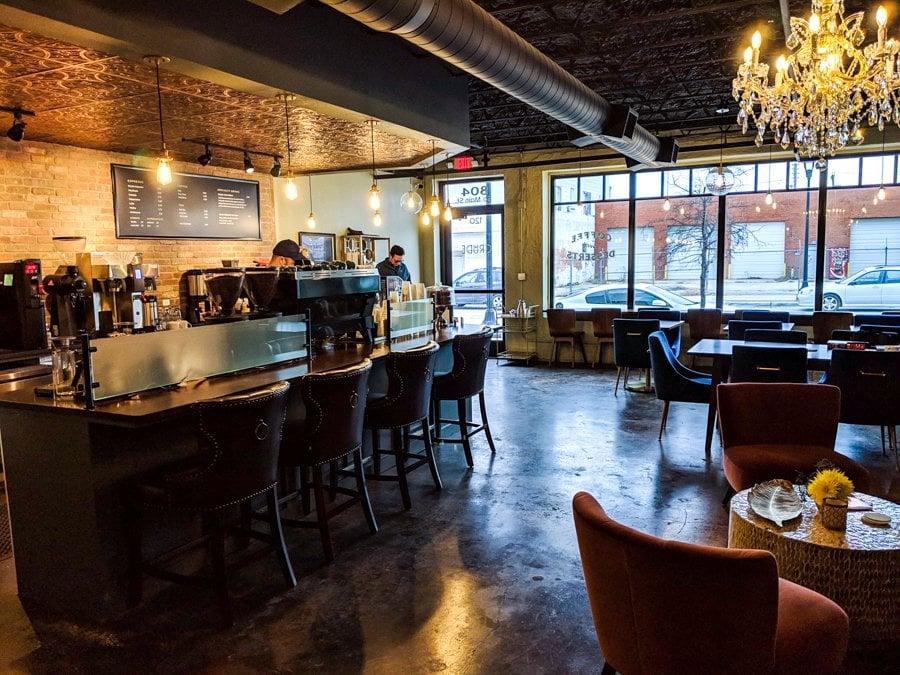 Crude Coffee Fort Worth