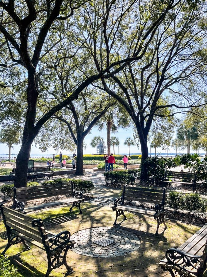 where to stay in charleston south carolina