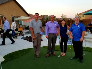 Advanced Business Roundtable Summer Social Event