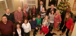 Advanced Business Roundtable Holiday Party! Business owners who play together, stay together!