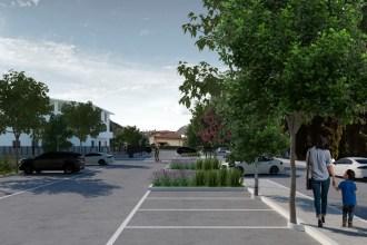 Parco e Parcheggio via D'Annunzio (2)