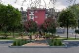 Parco e Parcheggio via D'Annunzio