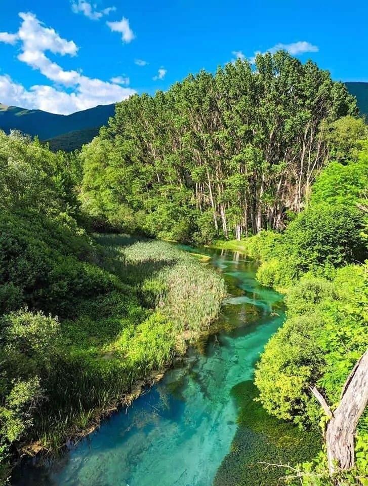 Tirino, Il fiume più corto e più pulito d'Italia