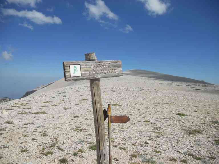 MONTE AMARO. A CHALLENGING WALK ON THE PEAKS OF ABRUZZO