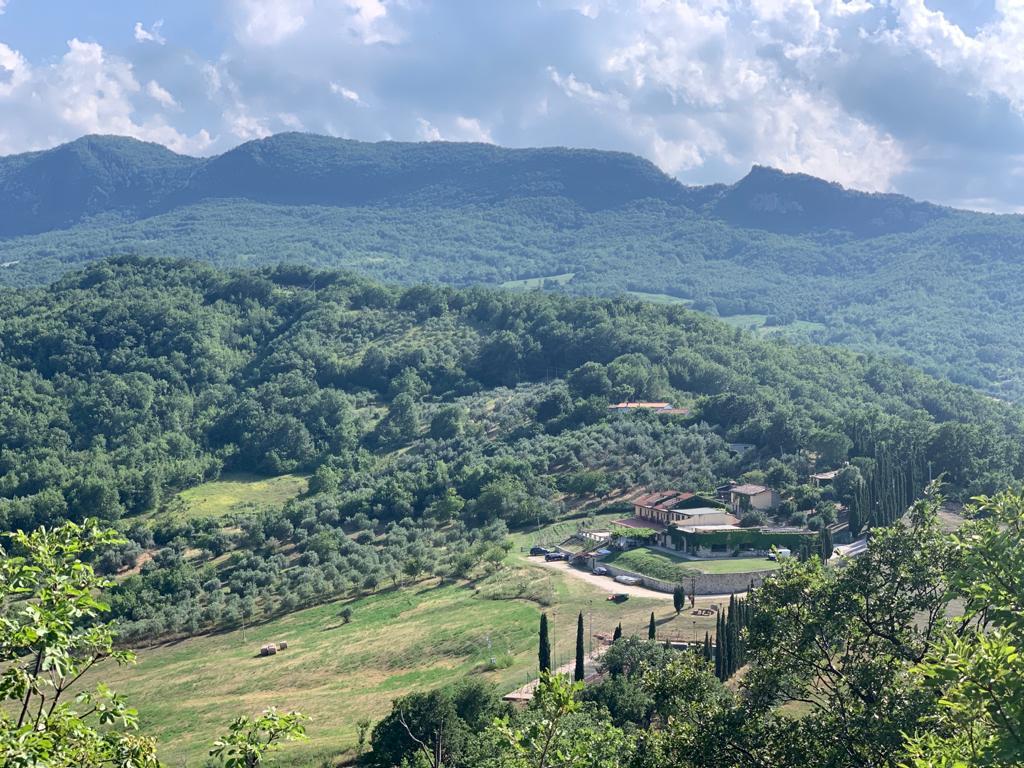 Collina Abruzzo Agriturismo Olimpo