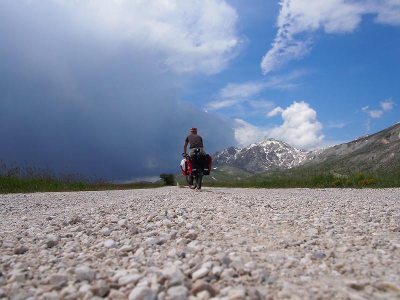 Bicicletta Abruzzo