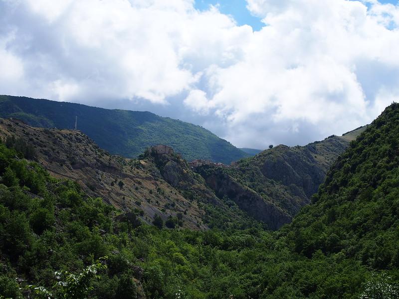 Percorso ciclabile Abruzzo