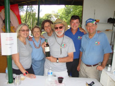 Sept 11 2016 Italian Festival at Villa Rosa