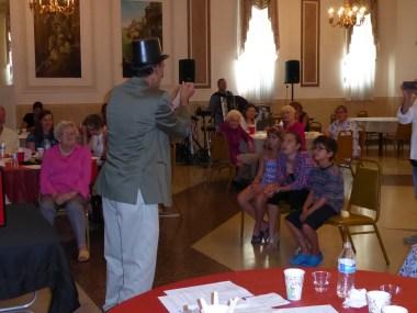 July 31 2016 General Society Meeting