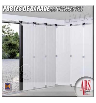 Portes De Garage Coulissantes Dplacement Latral ABS