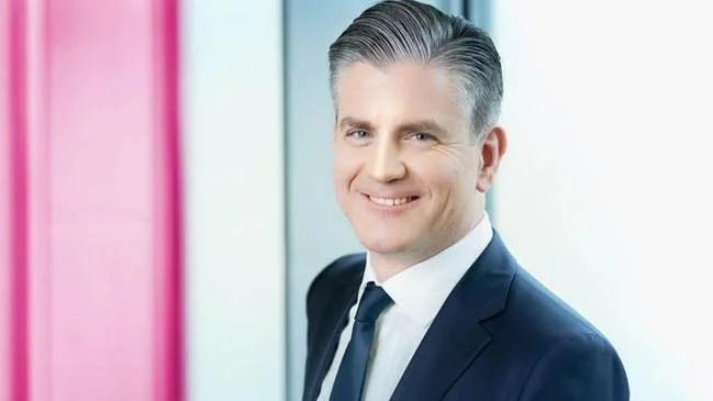 Krämer wird Chief Commercial Officer von T-Systems