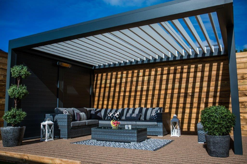 Markilux Awnings, Somfy Experts, Outdoor Living Pods | ABS ... on Ab And Outdoor Living  id=51895