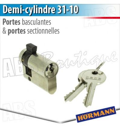 Demi Cylindre Profile Pour Serrure Basculante Et Sectionnele Hormann