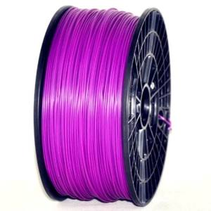 PLA 1.75mm 1KG 3D printer consumables purple HIGH QUALITY GARANTITA SU MAKERBOT, MULTIMAKER, ULTIMAKER, REPRAP, PRUSA