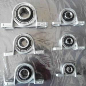 KP002 15-ID Cuscinetto in lega di zinco Miniature Vertical Cuscinetto