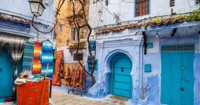 Chefchaouen, die blaue Stadt