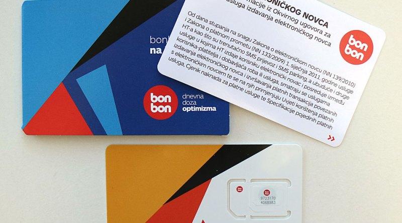 bonbon SIM Card