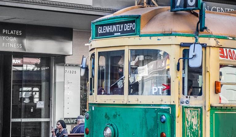Straßenbahn Melbourne