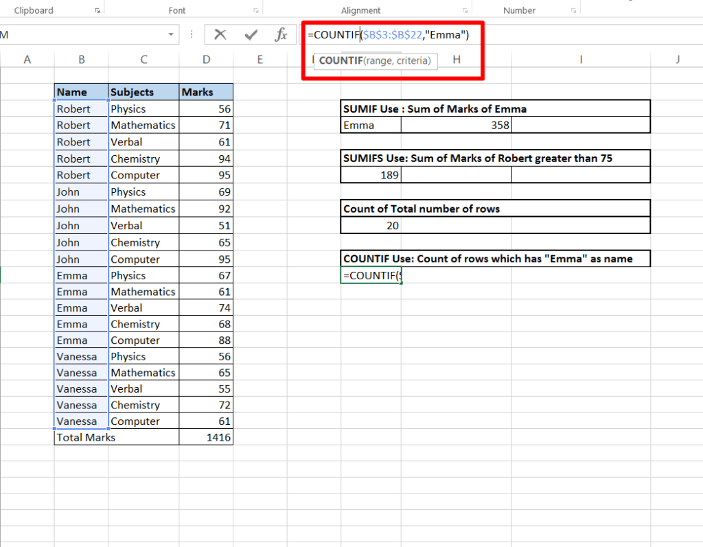 How To Use Excel If Functions A To Z