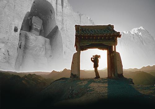Giant Buddhas - Christian Frei