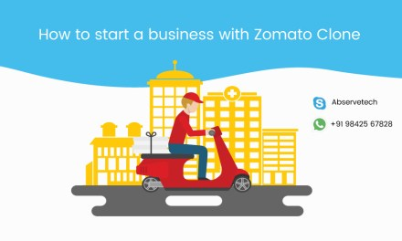 How to start a business with an app like Zomato clone