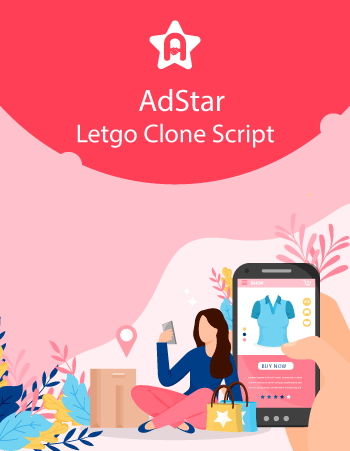 Adstar - OLX Clone
