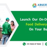 Launch Our On-Demand Food Delivery Script On Your Business