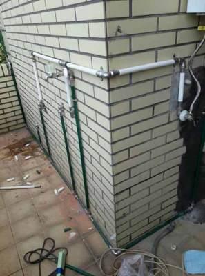 熱水管漏水維修-山川接頭簡單方便22