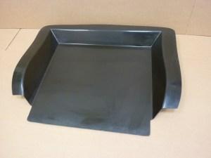 Mini Boot Floor Fibreglass 1