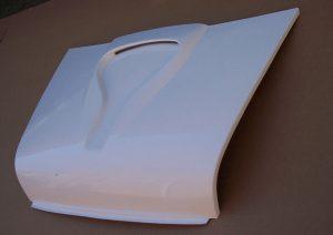 Venom Bonnet Front Angle