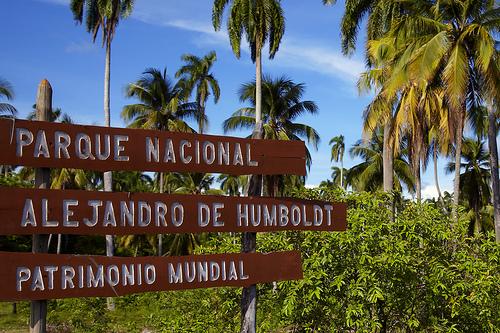 parque humboldt 1 Recorriendo el Parque Nacional Alejandro Humboldt