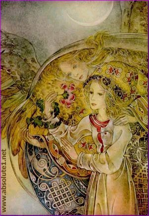 Magical Art Books From Sulamith Wulfing With Healing
