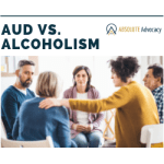 alcohol use disorder vs alcoholism