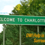 Services for DWI Charge Charlotte NC Concord NC