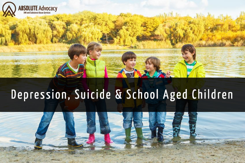 Elementary Students With Depression >> Depression Suicide School Aged Children Absolute Advocacy