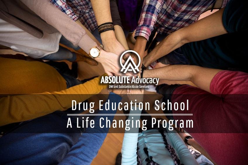 Drug education school a life changing program in charlotte nc what is drug education school malvernweather Choice Image