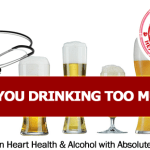 February is Heart Health Month - Alcohol - Heart Disease