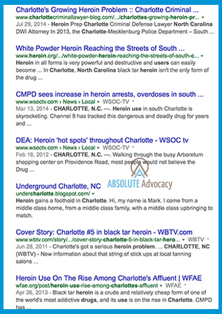 Search-for-Heroin-Use-In-Charlotte