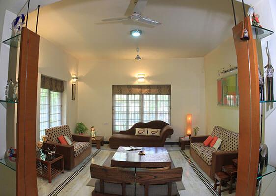 Ram Residence Interiors