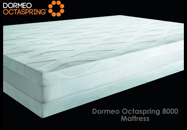Dormeo Octaspring 8000 Single Size Mattress Line