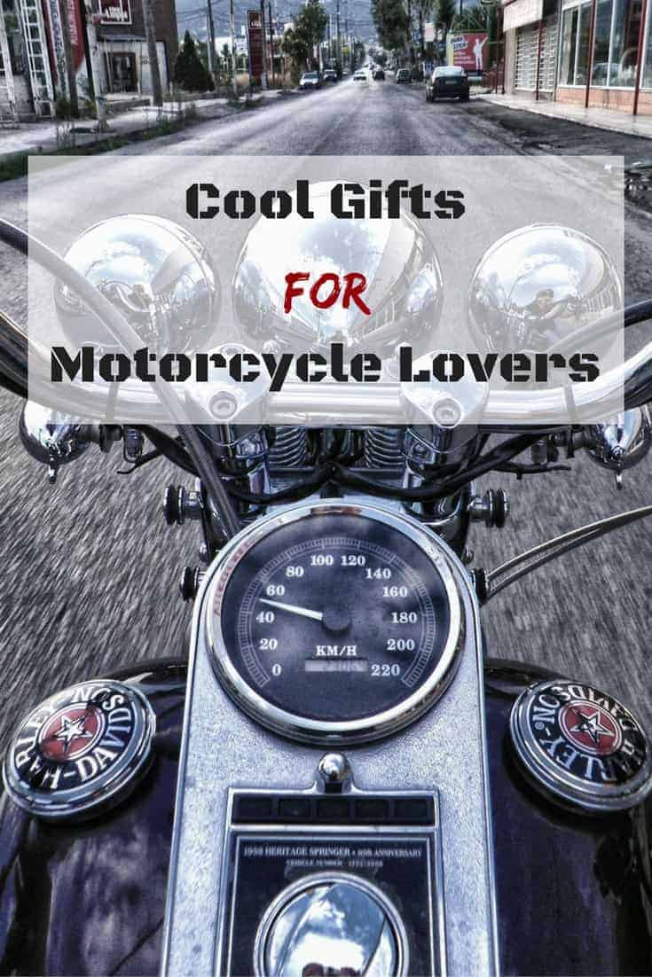 19 Cool Gifts For Motorcycle Lovers 2019 Gifts For Bikers