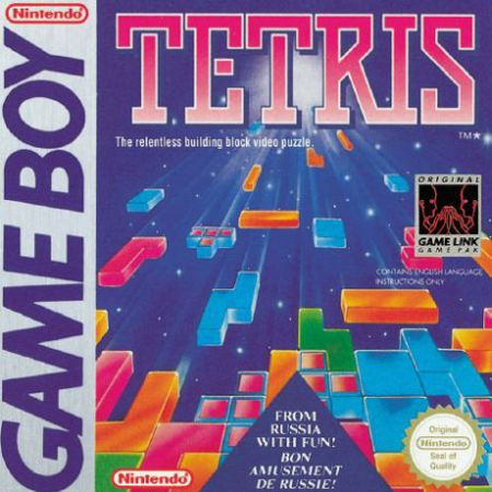 Tetris GameBoy box shot