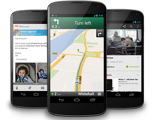 Google blames LG for Nexus 4 delay
