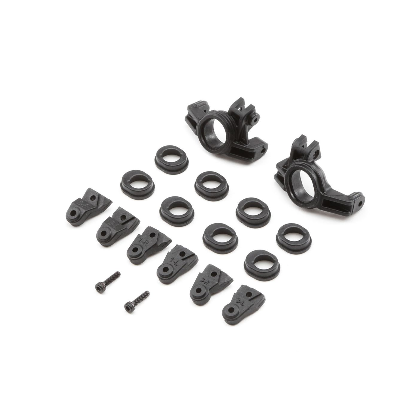 Team Losi Racing Front Spindle Set All 22