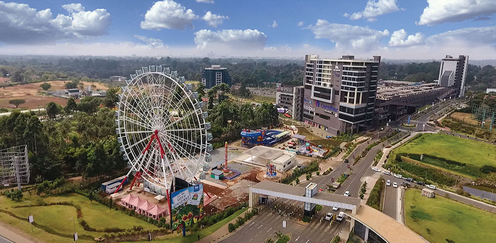Nairobi Shopping Malls Excursion