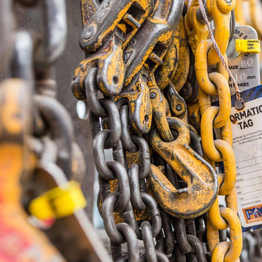 Grade 80 Chain Fittings