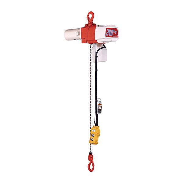 Electric Hoist Single Phase Dual Speed EDL 100 – 480kg