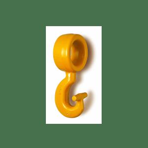 Grade 80 Chain Fittings Twist Eye Choke Hook