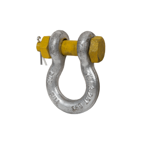 Shackle Grade S Safety Pin Shackles Bow