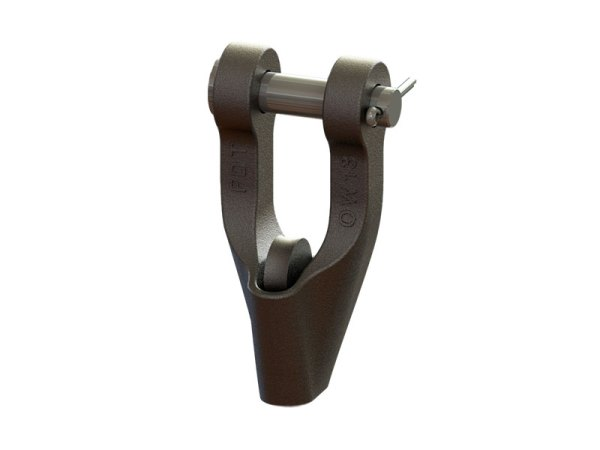 Wire Rope Open Fitting Wedge Socket